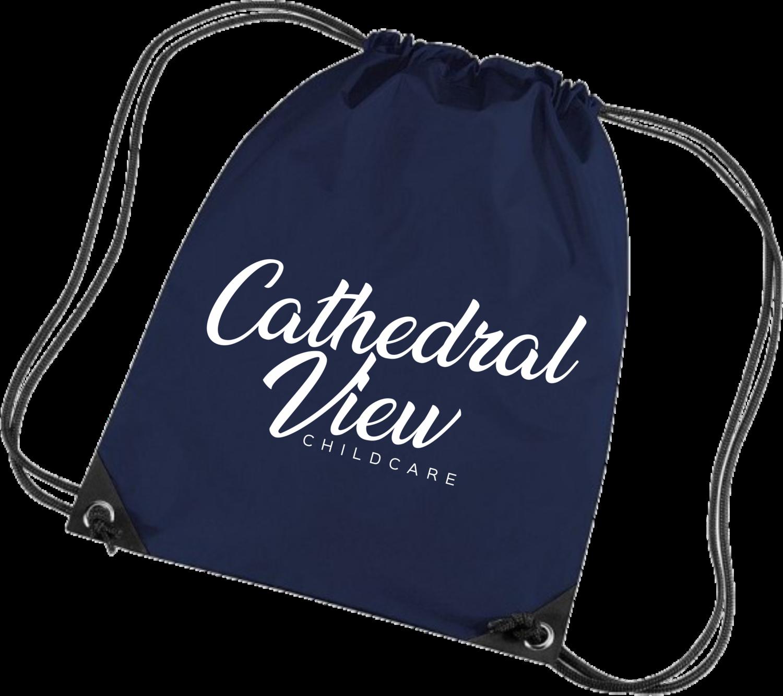Printed Drawstring Bag
