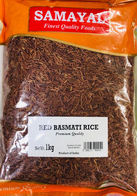 Samayal Red Basmati Rice, 1kg