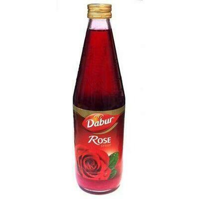 Dabur Rose Syrup, 700ml