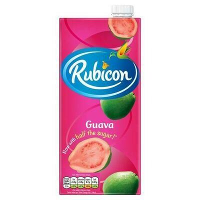 Rubicon Guava Juice Drink, 1l