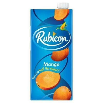 Rubicon Mango Juice Drink, 1l