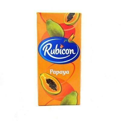 Rubicon Papaya Juice Drink, 1l