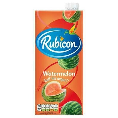 Rubicon Watermelon Juice Drink, 1l