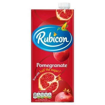 Rubicon Pomegranate Juice Drink, 1l
