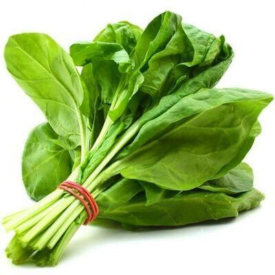 Fresh Spinach Bunch, Each