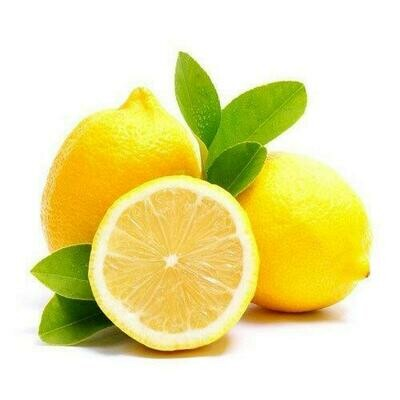 Fresh Yellow Lemon, Each
