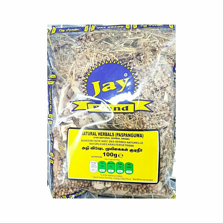 Jay Brand Paspanguwa Natural Herbals, 100g