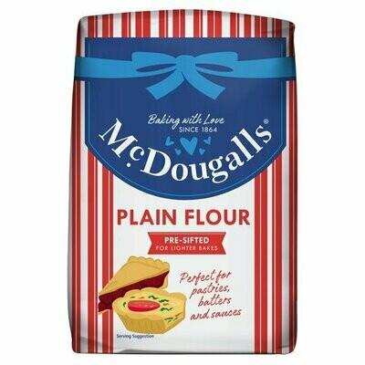 McDougalls Plain Flour 1.1Kg