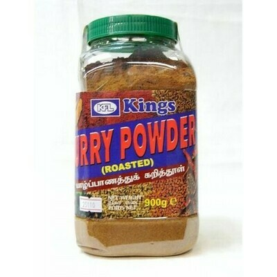 Kings Roasted Curry Powder, 900g