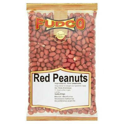 Fudco Red Peanuts, 1kg