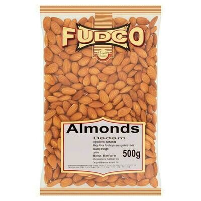 Fudco Almonds, 700g