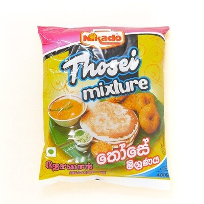 Nikado Thosai Mixture / තෝසේ මිශ්රණය, 400g