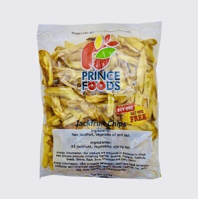 Prince Foods Jackfruit Chips, 150g - Buy One Get One Free