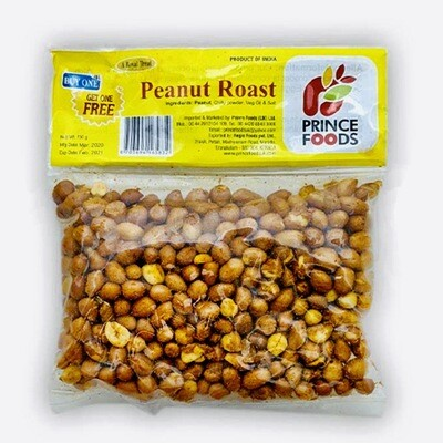 Prince Foods Peanut Roast, 150g - Buy One Get One Free