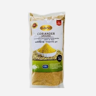 Indu Sri Coriander Powder / කොත්තමල්ලි කුඩු, 200g