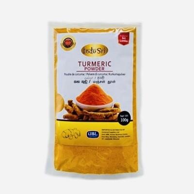 Indu Sri Turmeric Powder, 100g