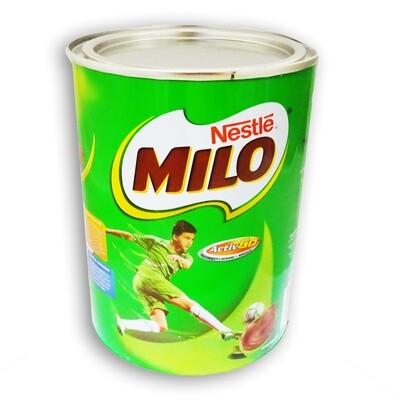 Nestle Milo Chocolate Flavoured Malted Drinking Powder, 400g