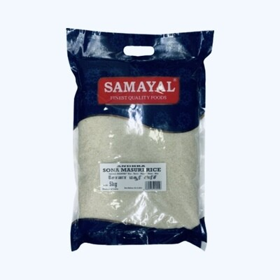 Samayal Andhra Sona Masoori Rice, 5kg