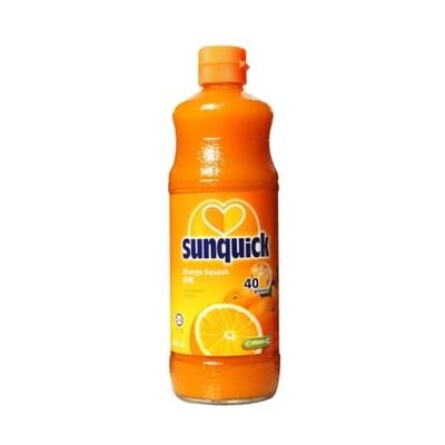 Sunquick Orange Squash, 840ml