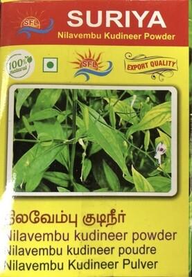 Suriya Nilavembu Kudineer Powder, 25g
