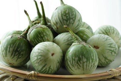 Fresh Thai Aubergine / තලන බටු 500g