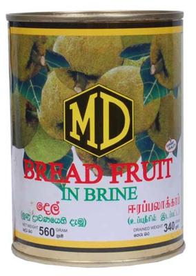 MD Breadfruit in Brine / දෙල් 560g