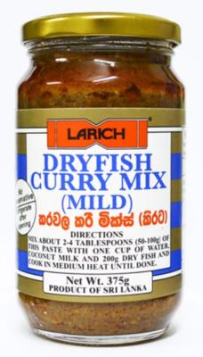 Larich Dryfish Mild Curry Mix, 375g