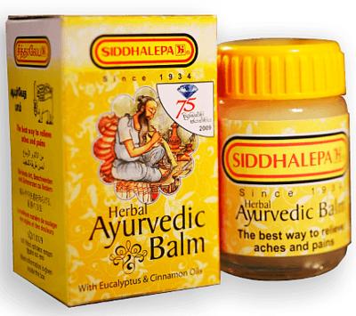 Siddhalepa Ayurvedic Pain Balm / සිද්ධාලේප, 50g
