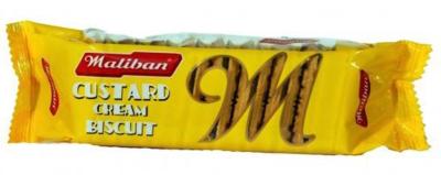 Maliban Custard Cream Biscuits, 100g