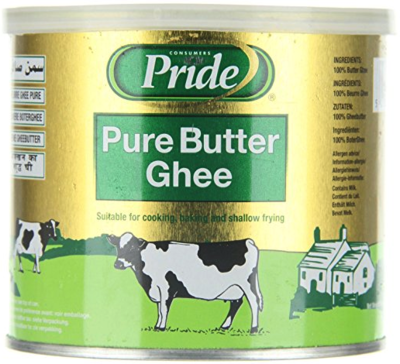 Pride Pure Butter Ghee / ගිතෙල්, 500g