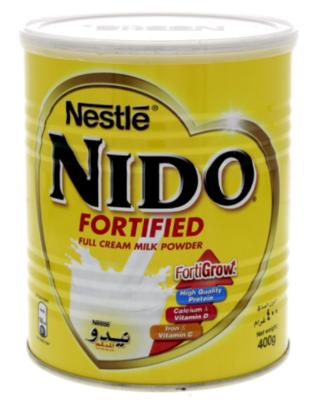 Nestle Nido Milk Powder, 400g