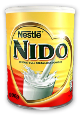 Nestle Nido Milk Powder, 900g