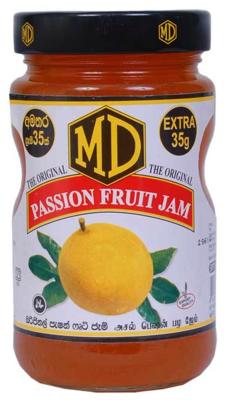 MD Passion Fruit Jam, 485g