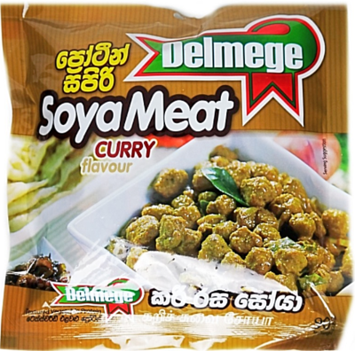Delmege Soya Meat Curry Flavour, 90g