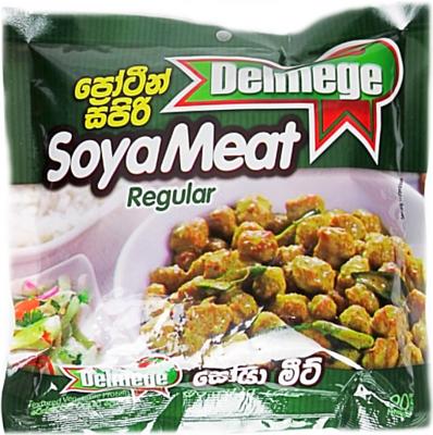 Delmege Soya Meat Regular, 90g
