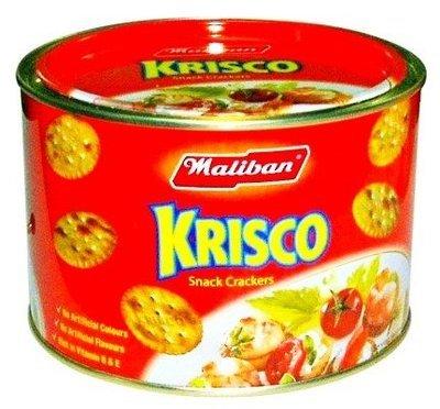 Maliban Krisco Snack Crackers, 215g
