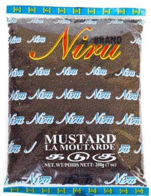 Niru Mustard Seeds / අබ ඇට, 200g