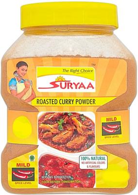 Suryaa Roasted Curry Powder - Mild, 900g