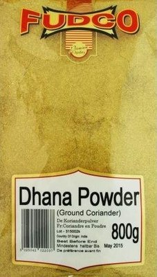 Fudco Coriander Powder / කොත්තමල්ලි කුඩු, 800g
