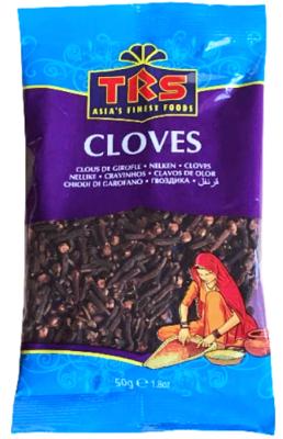 TRS Whole Cloves / කරාබුනැටි, 50g