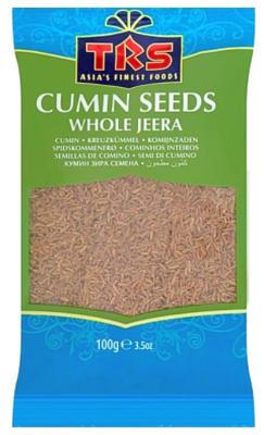 TRS Whole Cumin Seeds / සූදුරු, 100g