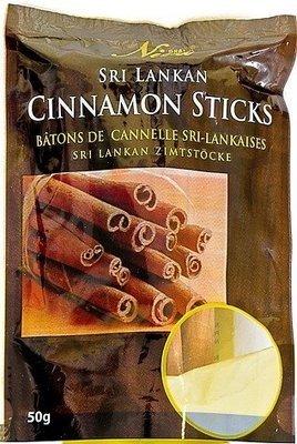 Niru Cinnamon Sticks / කුරුඳු පොතු, 50g