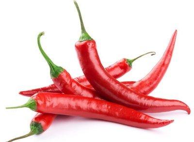 Fresh Red Chillies, 100g
