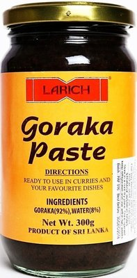 Larich Gamboje (Goraka) Paste / ගොරකා, 300g