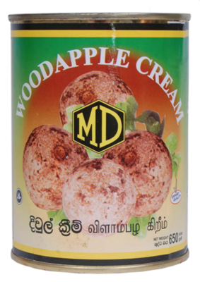 MD Woodapple Cream / දිවුල් ක්රීම්, 650g