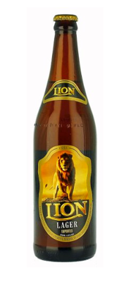 Lion Lager Beer, 625ml