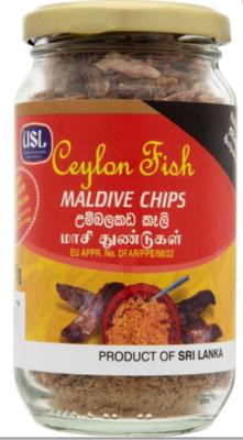 Ceylon Fish Maldive Fish Chips, 180g