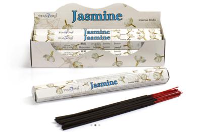 Stamford Jasmine Incense Sticks / සමන්පිච්ච හඳුන්කූරු