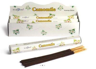 Stamford Camomile Incense Sticks