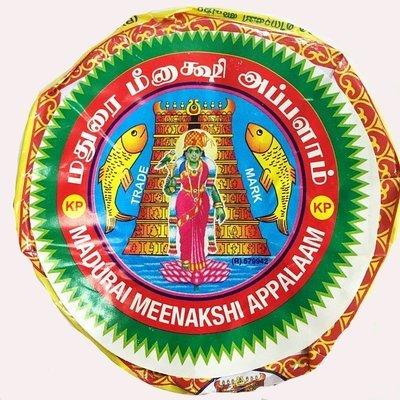 KP Madurai Appalaam / Papadam / පපඩම්, 100g